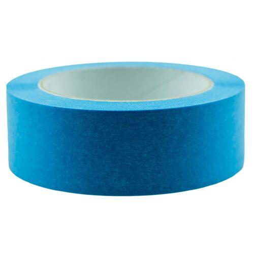 TOM abdeckband Washi 38 mm x 50 m Papier blau