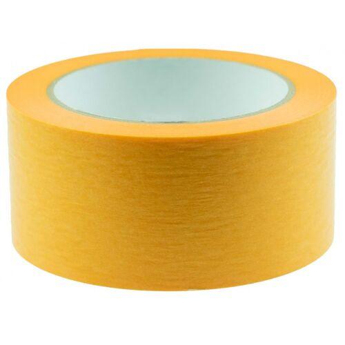 TOM abdeckband Washi 50 mm x 50 m Papier gelb