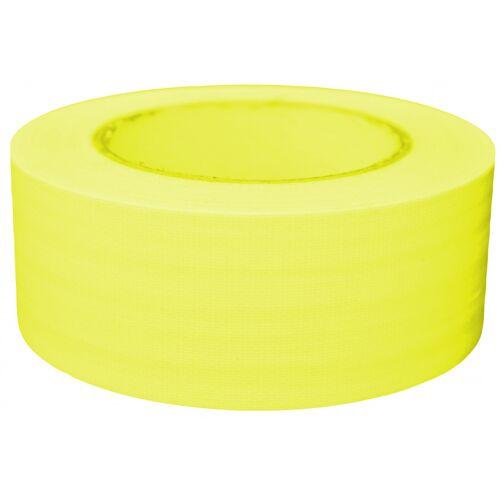 TOM klebeband fluoreszierend 50 mm x 25 m 70 mesh gelb