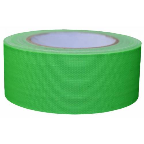 TOM klebeband fluoreszierend 50 mm x 25 m 70 mesh grün