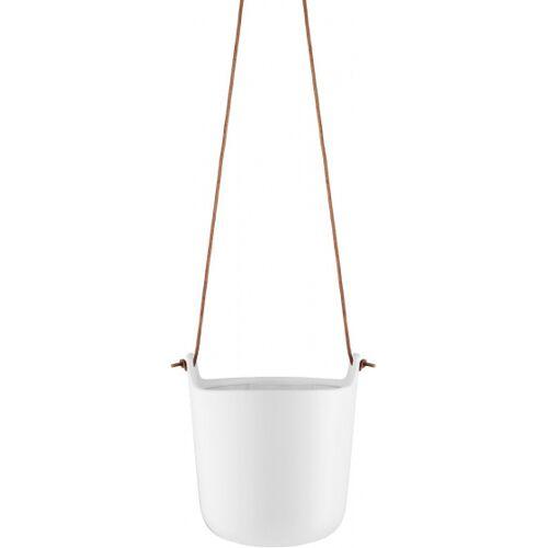 Eva Solo blumentopf mit Bewässerungssystem 16 cm weiß