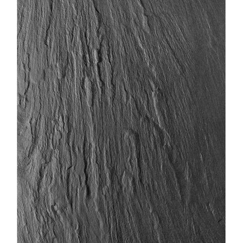 Wenko spritzschutz Leisteen 60 x 70 cm Glas schwarz