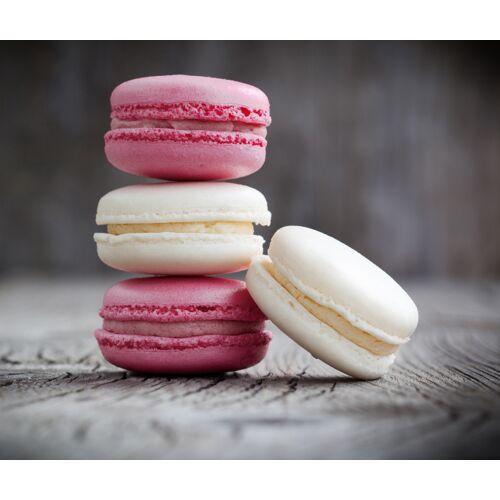 Wenko spritzschutz Macarons 60 x 50 cm Glas rosa