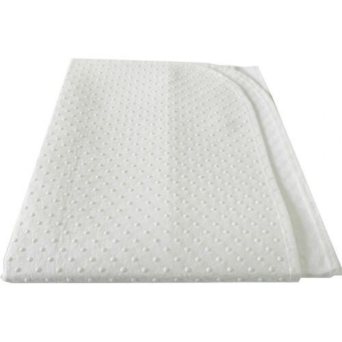 Briljant Home matratzenbezug 140 x 220 cm Polyester weiß