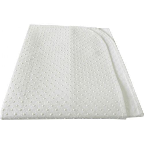 Briljant Home matratzenbezug 90 x 220 cm Polyester weiß
