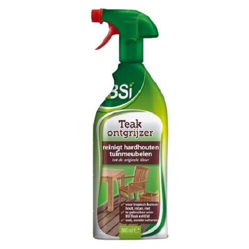 BSi reinigungsmittel Teak Entfetter 800 ml grün