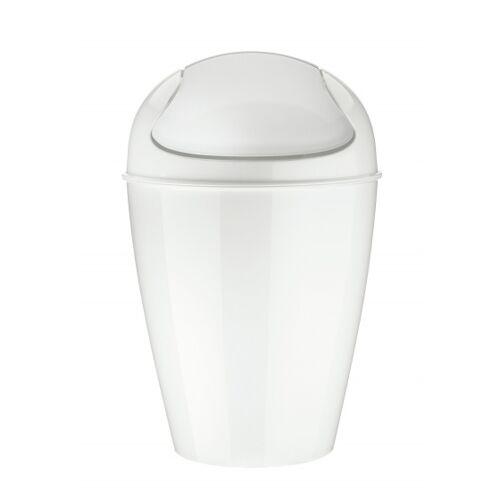 Koziol schwingdeckeldeckel Dose DEL S 5 Liter weiß