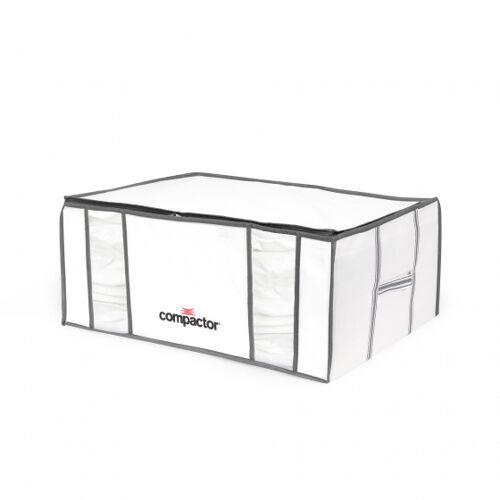 Compactor aufbewahrungsbeutel Vakuum XXL 50 x 65 x 27 cm weiß