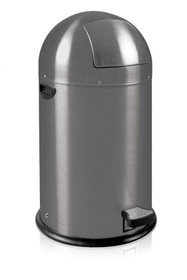 EKO treteimer Kickcan33 Liter grau