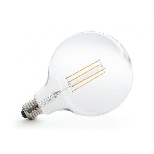 Konstsmide energiesparender LED Globe E27 4W Glas 18 cm transparent