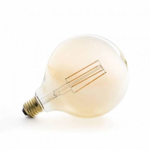 Konstsmide energiesparender LED Globe E27 4W Glas 18 cm warmweiß