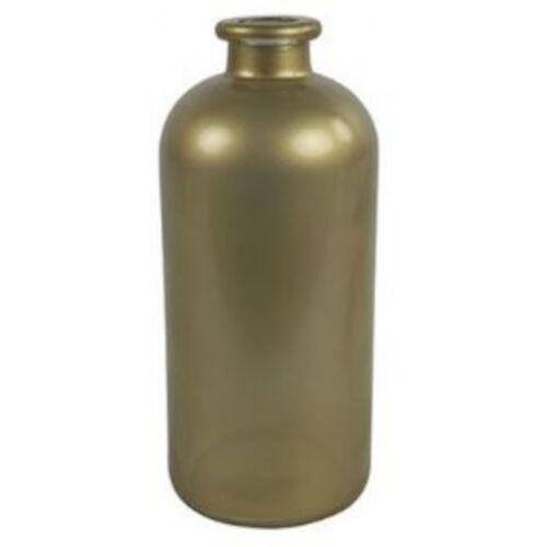 Countryfield vase Dawn 11 x 25 cm Glas gold