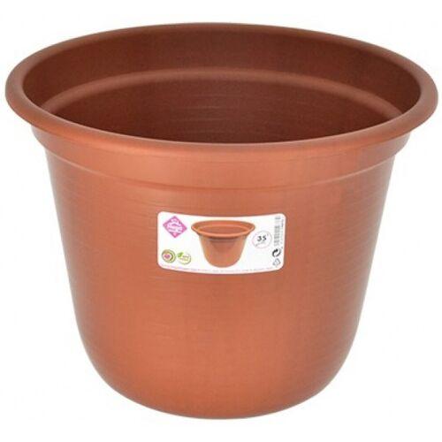 Hega blumentopf Camelia 9,8 Liter 35 cm terracotta