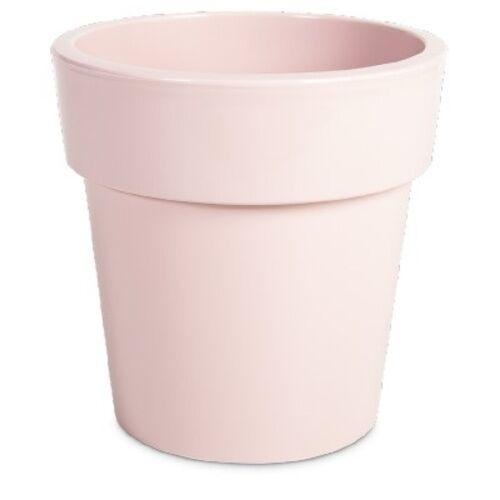 Hega blumentopf Melisa 0,89 Liter 12 x 12 cm rosa