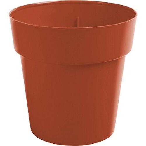 Hega blumentopf Melisa 8,3 Liter 25 x 25 cm terracotta