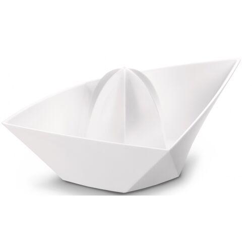 Koziol zitronenpresse Ahoi 22,5 x 13,6 cm weiß