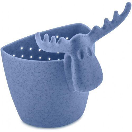 Koziol Koziol Teesieb Rudolf 7,3 x 6,6 x 9 cm blau