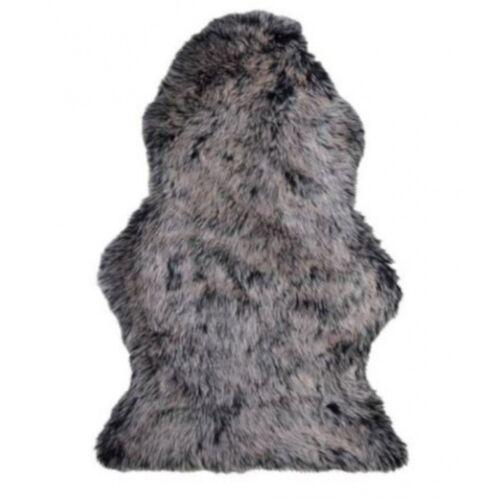 Rox Living teppich Wolf 60 x 100 cm Polyester grau