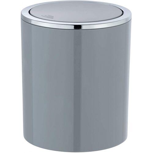 Wenko abfallbehälter Inca 2 Liter ABS grau