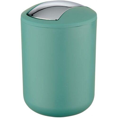Wenko abfallbehälter Brasil 14 x 21 cm TPE grün