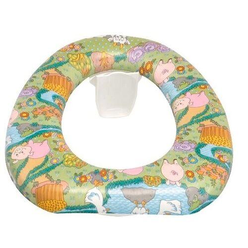Wenko toilettensitz Baby Soft 28,5 x 30,5 cm