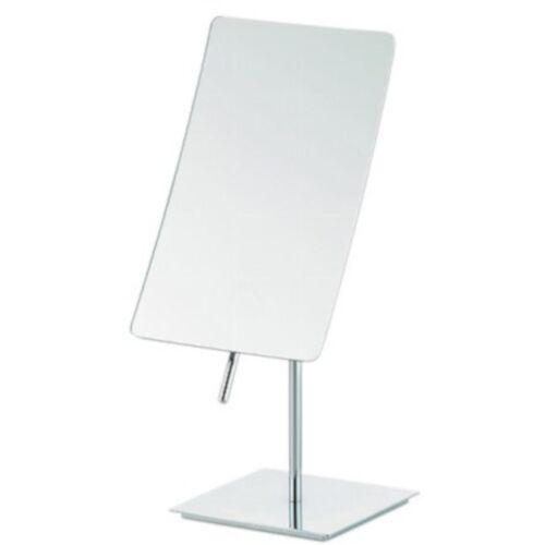 Kela badspiegel Saguna 31 cm Stahl silber