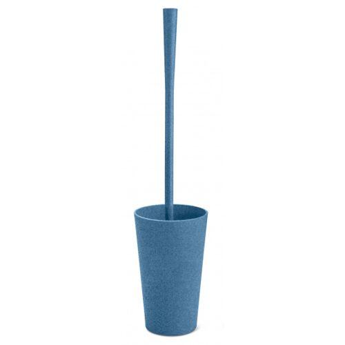 Koziol toilettenbürste mit Halter 10,4 x 10,4 x 46 cm blau
