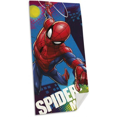 Marvel strandtuch Spider Man junior 140 x 70 cm Baumwolle