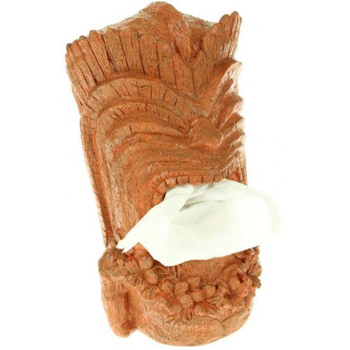 Rotary Hero taschentuchhalter Tiki 31 cm Polyresin rot