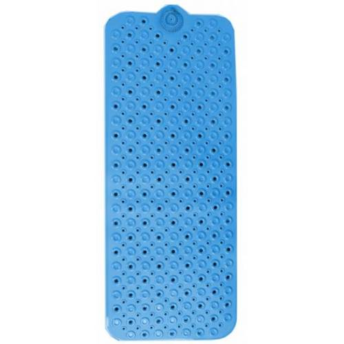 TOM badvorleger 100 x 40 cm PVC blau