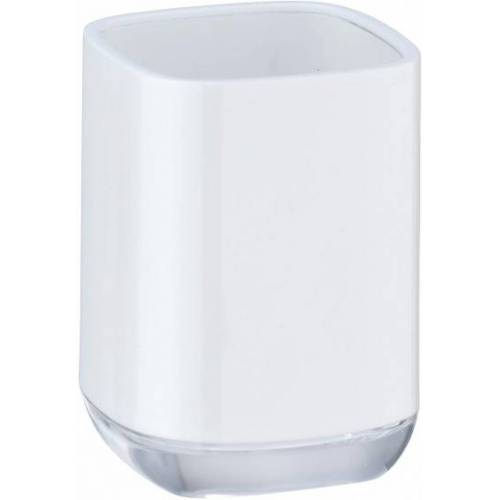 Wenko badezimmerbecher Masone 10,5 x 7,5 cm Polystyrol weiß