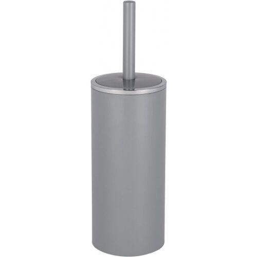 Wenko toilettenbürste mit Halter Inca 34 cm Silikon/ABS grau
