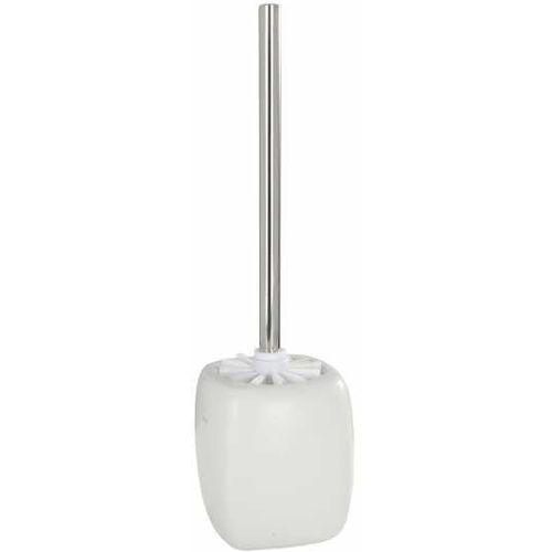 Wenko toilettenbürstenhalter 12 x 40 cm Keramik weiß 2 teilig