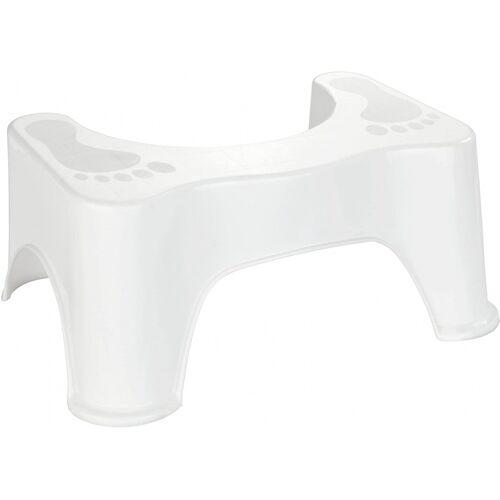 Wenko toilettenhocker Secura 33,5 x 48 cm weiß