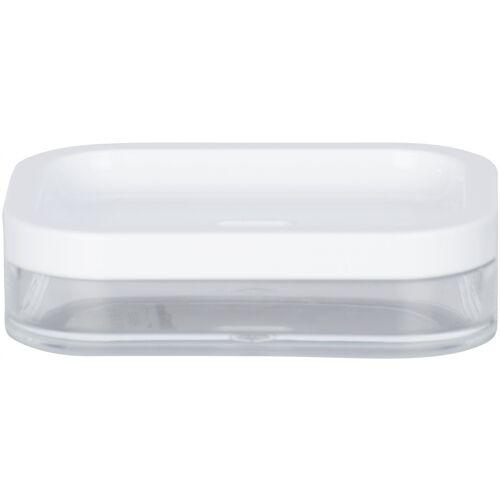 Wenko seifenhalter Oria 3 x 7,5 cm Acryl weiß