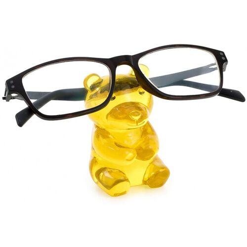 Balvi brillenhalter Bär 7,1 x 4,2 cm Polyresin gelb