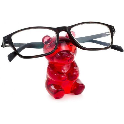 Balvi brillenhalter Bär 7,1 x 4,2 cm Polyresin rot