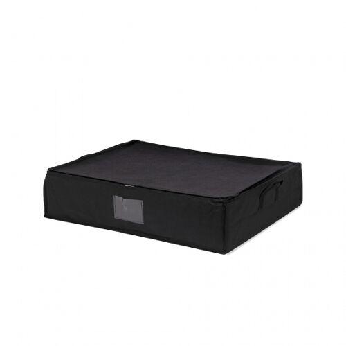 Compactor vakuum Aufbewahrungskorb 65 x 50 x 15,5 cm schwarz L