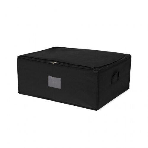 Compactor vakuum Aufbewahrungskorb 65 x 50 x 27 cm schwarz XXL