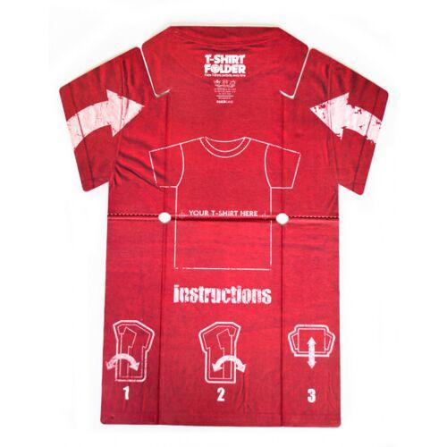 Suck UK falthilfe T Shirt 81,4 x 69 cm Karton rot