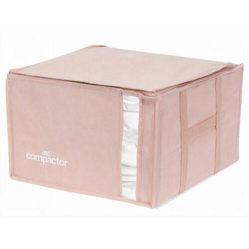 Compactor aufbewahrungsbeutel Vakuum 40 x 42 x 25 cm 125 Liter rosa