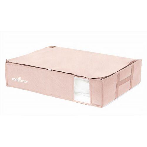 Compactor vakuum Aufbewahrungsbeutel 50 x 65 x 15,5 cm 145 Liter rosa