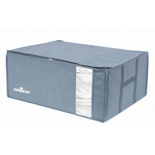Compactor vakuum Aufbewahrungsbeutel 50 x 65 x 27 cm 210 Liter blau