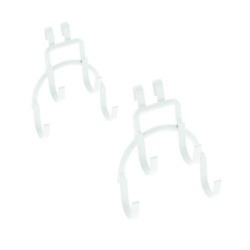Compactor gürtelhalter 7Xtend,5 cm Stahl weiß 2 Stück