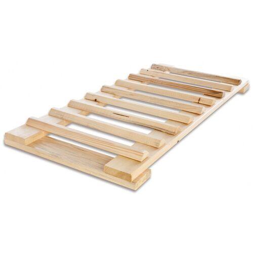 Compactor weinregal Holz braun