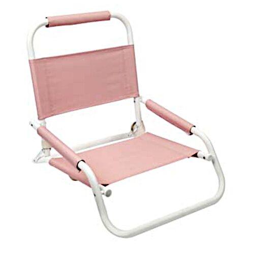 Sunnylife strandkorb Eco 59 x 58 cm Aluminium/Polyester rosa
