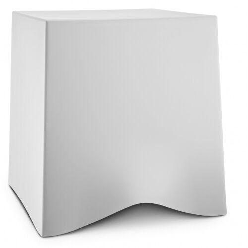 Koziol hocker Briq 43 x 41 x 42 cm weiß