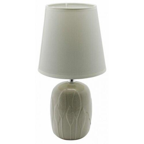 Rox Living tischlampe 30 x 46,5 cm Keramik/Textil weiß/beige