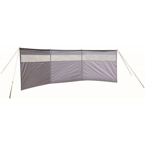 Eurotrail windschutzfenster Dunes480 x 145 cm PVC/Stahl grau