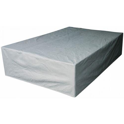 Eurotrail schutzhülle Liegestuhl 100 cm Polyester grau